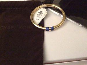 【送料無料】ブレスレット アクセサリ― ドルパリブレスレット125 michael kors parisian jewels goldtone bracelet mkj5092 mk486