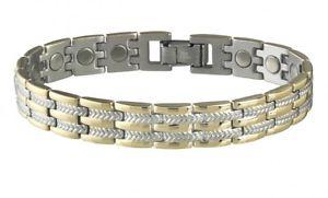 【送料無料】ブレスレット アクセサリ― エグゼクティブリーガルデュエットブレスレットsabona 326 executive regal duet magnetic bracelet