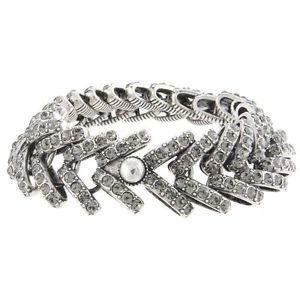 【送料無料】ブレスレット アクセサリ― ジャイルズブレスレットgiles amp; brother wide encrusted ceres bracelet