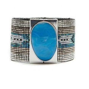 【送料無料】ブレスレット アクセサリ― ブレスレットオタワサイズボウル listingcuff bracelet * hipanema * ottawasize m 17 cm with bowl