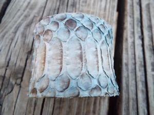 【送料無料】ブレスレット アクセサリ― カフス2ニシキヘビrcブレスレットrustic cuff 2 retired python mermaid limited edition skin concave rc bracelet