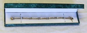 【送料無料】ブレスレット アクセサリ― スザンヌサマーズブレスレットサイズsuzanne somers 925 18kss cz x bracelet size 7 12