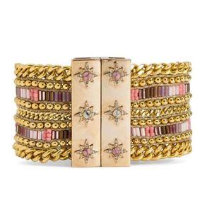 【送料無料】ブレスレット アクセサリ― ツインサイズニューlistingbrazllianカフス* hipanema* evym17cm listingbrazllian cuff bracelet * hipanema * evy twinsize m 17 cm