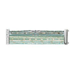 【送料無料】ブレスレット アクセサリ― ブレスレットアクアサイズhipanema bracelet aqua boho armkette size l armkette