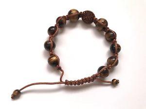 【送料無料】ブレスレット アクセサリ― クリスタルタイガーアイブレスレット crystal amp; tiger eye bracelet