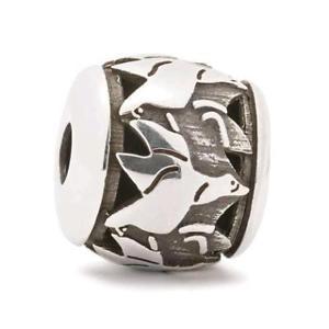 【送料無料】ブレスレット アクセサリ― オリジナルビーズシルバーガチョウtrollbeads original beads silver wild geese tagbe 60002