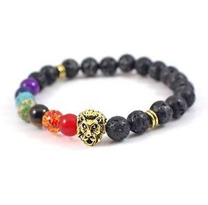 【送料無料】ブレスレット アクセサリ― エネルギーブレスレットlion energy bracelet