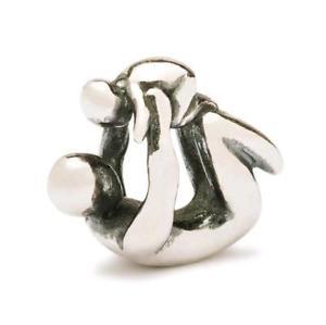 【送料無料】ブレスレット アクセサリ― オリジナルビーズシルバーtrollbeads original beads silver paternity tagbe 50033