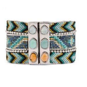 【送料無料】ブレスレット アクセサリ― ブレスレットカルメンサイズ listingcuff bracelet * hipanema * modele carmensize m 17 cm