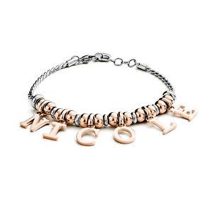 【送料無料】ブレスレット アクセサリ― トレスジョリーボールブレスレットbrosway tres jolie, shiny ball bracelet with name btjms 688,