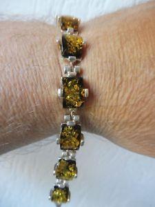 【送料無料】ブレスレット アクセサリ― ブレスレットオレンジsublime, former bracelet __ with amber silver gelblichem __ 925 __