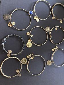 【送料無料】ブレスレット アクセサリ― アレックスアニブレスレットセットalex and ani gold bracelet set