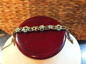 【送料無料】ブレスレット アクセサリ― ロマンチックブレスレットmichal negrin romantic flowers bracelet