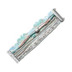【送料無料】ブレスレット アクセサリ― ブレスレットブラジルサイズhipanema bracelet brazilian * * modele vahinesize l 18 cm