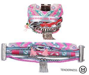 【送料無料】ブレスレット アクセサリ― ブレスレットhipanema tenderness _ l bracelet it woman