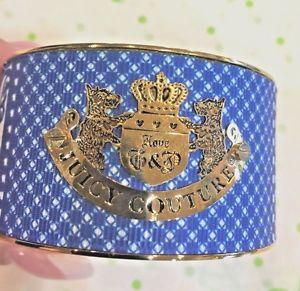 【送料無料】ブレスレット アクセサリ― ビンテージカフブレスレットvintage juicy couture cuff bracelet