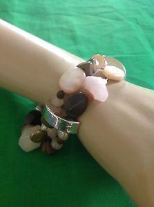 【送料無料】ブレスレット アクセサリ― スターリングシルバーパールローズクオーツピンクブレスレットドルsilpada sterling silver pearl rose quartz wood pink bracelet b1418 139 retired