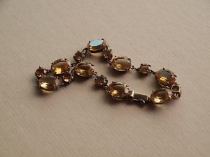 【送料無料】ブレスレット アクセサリ― スモーキークオーツテニスブレスレットゴールドシルバーtechnibond smoky quartz gemstone tennis bracelet gold clad silver 925