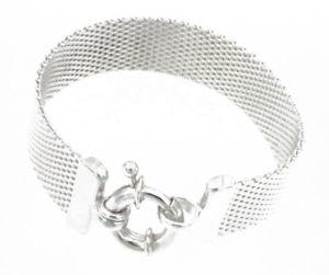 【送料無料】ブレスレット アクセサリ― ミラネーゼブレスレットシルバーブレスレットmilanese bracelet silver bracelet gift jewel man woman trends