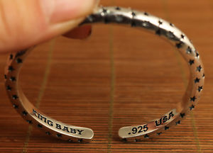 【送料無料】ブレスレット アクセサリ― アメリカgオーナメント925 usa 32g star beacelet collectable ornament