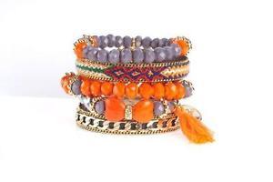 【送料無料】ブレスレット アクセサリ― ビビブレスレットbibi bijoux 5 mixed bracelets