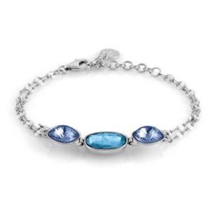 【送料無料】ブレスレット アクセサリ― ブレスレットスワロフスキーnomination allure bracelet with swarovski
