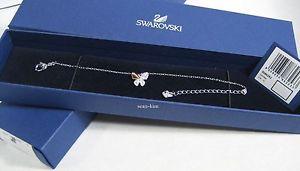 【送料無料】ブレスレット アクセサリ― スワロフスキーバタフライブレスレットswarovski better butterfly bracelet, crystal authentic mib adjustable 5086253