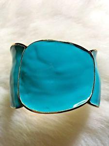 【送料無料】ブレスレット アクセサリ― ケネスジェイレーンbleuトルコemaillecharnieresブレスレットrigidekenneth jay lane bleu turquoise maill charnires bracelet rigide