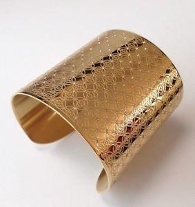 【送料無料】ブレスレット アクセサリ― ミハエルモノグラムロゴワイドカフブレスレットゴールドドルクリスタル michael kors mk heritage monogram logo wide cuff bracelet gold 195 crystal