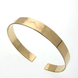 【送料無料】ブレスレット アクセサリ― ハートビートカフブレスレットパーソナライズゴールドブレスレットheart beat cuff bracelet personalized voice recording gold bracelet gift idea