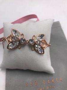 【送料無料】ブレスレット アクセサリ― テッドベーカードルゴールドトーンブレスレット99 ted baker rose gold tone geometric bee bracelet m19