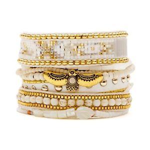【送料無料】ブレスレット アクセサリ― ブレスレットブラジルサイズhipanema bracelet brazilian * * modele olympesize l 19 cm
