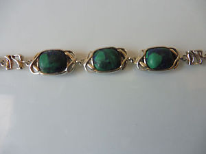 【送料無料】ブレスレット アクセサリ― __トルコ__925__sublime, old silver bracelet __ 925 __ with __ turquoise