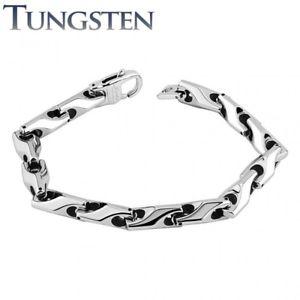 【送料無料】ブレスレット アクセサリ― タングステンman bracelet tungsten chains