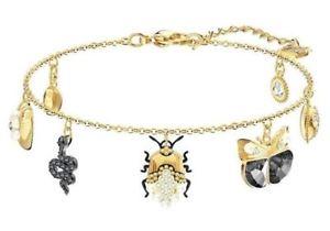 【送料無料】ブレスレット アクセサリ― スワロフスキーブレスレットswarovski magnetic bracelet, crystal authentic mib 5416774