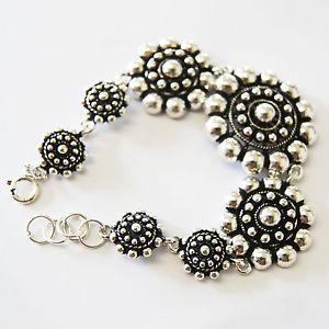 【送料無料】ブレスレット アクセサリ― ブレスレットタイスターリングシルバーbracelets thai design 925 sterling silver