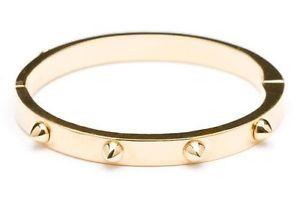 【送料無料】ブレスレット アクセサリ― スカイゴールドミニスパイクブレスレットcc skye gold mini love spike bracelet