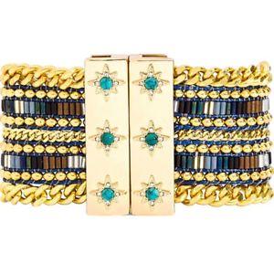 【送料無料】ブレスレット アクセサリ― マルチストランドブレスレット hipanema cary multi strand bracelet