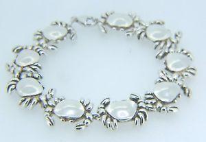 【送料無料】ブレスレット アクセサリ― グラムアルジェントスターリングブレスレット listing354 grammes argent sterling 216cm crabe bracelet lien m56