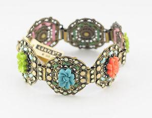 【送料無料】ブレスレット アクセサリ― ブレスレットマカロンkonplott bracelet macaron no 5450543052335