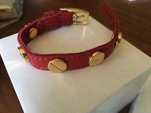 【送料無料】ブレスレット アクセサリ― ccスカイcuir viusブレスレットenノアールオレンジニーナdobrevcc skye cuir vius bracelet en rouge noir orange aso nina dobrev