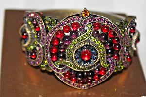 【送料無料】ブレスレット アクセサリ― ハイジブレスレットサイズheidi daus bracelet size ml euc