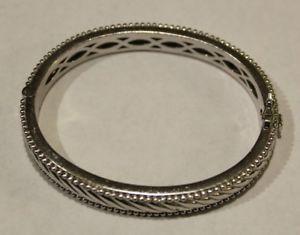 【送料無料】ブレスレット アクセサリ― ジュディススターリングシルバーブレスレットロープビードjudith ripka 925 sterling silver bracelet rope amp; bead design