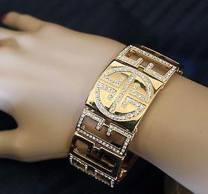 【送料無料】ブレスレット アクセサリ― ブレスレット074zcブレスレッツshienoサリーbracelet 074 golden zc pearls bracelets shieno sarees