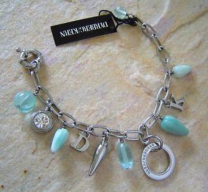 【送料無料】ブレスレット アクセサリ― ブレスレットオリンピアアクアdyrberg kern bracelet olympia r aqua 108