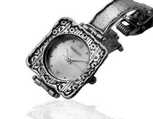 【送料無料】ブレスレット アクセサリ― イスラエルスターリングシルバーブレスレットw00625 shablool israel didae handcrafted sterling silver 925 bracelet watch