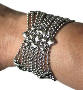 bracelet mesh metal silver butterfly cuff sizes 【送料無料】ブレスレット アクセサリ― all gutierrez シルバーメッシュバタフライカフブレスレットセルジオグティエレスサイズliquid b77 sergio