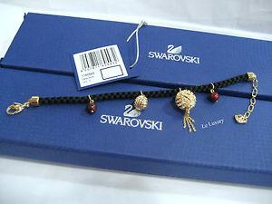 【送料無料】ブレスレット アクセサリ― スワロフスキースーザンブレスレットモチーフクリスタルswarovski susan bracelet, chinese motifs crystal authentic mib 1160543