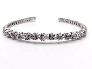 【送料無料】ブレスレット アクセサリ― スターリングシルバーアジャスタブルブレスレットestate sonia bitton sterling silver 925 adjustable bracelet