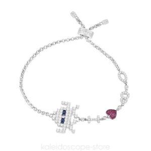 【送料無料】ブレスレット アクセサリ― スターリングシルバーブレスレットapm sterling silver bracelets